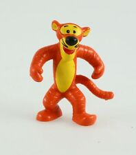 Figurine plastique Winnie l'Ourson Tigrou, orange, Disney