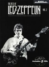 Play Bass With... The Best Of Led Zeppelin - Volume 2 Bass Guitar, Bass Guitar T