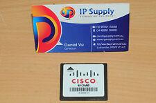 Original Cisco MEM1800-512CF 512MB Flash for 1801 1811 1841 1803 1812 Router