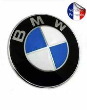 Logo BMW 82mm Coffre Capot Série 1 3 5 7 E39 E46 E90 E60 E92 X3 X5 X6 M3 M5 M6