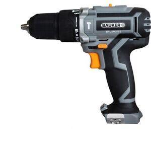 BAUKER WORX WX384 18V 20V MAX Brushless Motor Cordless Hammer Drill BARE UNIT