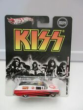 Hot Wheels Kiss '59 Chevy Delivery Real Riders