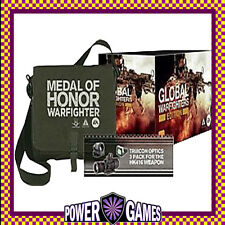MEDAL OF HONOR WARFIGHTER GLOBA EDITION PS3 (Sony PlayStation 3) Brand New