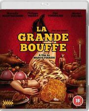 LA GRANDE BOUFFE (1973) Blu-Ray + DVD BRAND NEW Free Ship