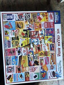 white mountain jigsaw puzzles 1000 pieces