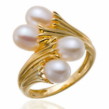 Eternity Pearl Fine Rings