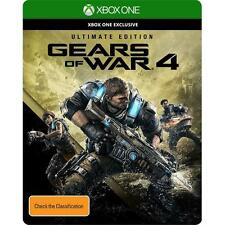 Gears of War 4 Ultimate Edition Xbox ONE *NEW*+Warranty!!