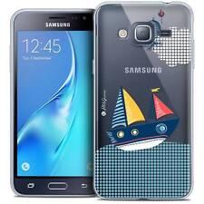 Coque Crystal Pour Samsung Galaxy J3 2016 (J320) Extra Fine Rigide Petits Grains