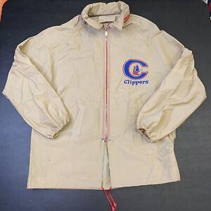 Vintage Columbus Clippers Jacket 70s 80s Minor League Baseball MLB Indians Kids