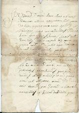 Manoscritto 1700 Contratto Livello Tirano Notaio Belboe Val Tellina Curto Raro