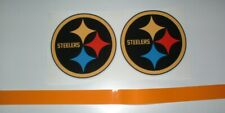 PITTSBURGH STEELERS FULL SIZE FOOTBALL DECALS