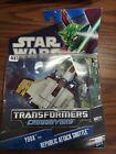 Hasbro Star Wars Transformers: Yoda Action Figure For Sale