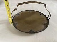 Antique Knickerbocker Sheffield Silver Plated Display Tray, Rare