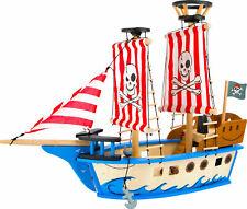 "Piratenschiff ""Jack"" aus Holz! -NEU-OVP-"