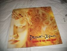"""DEACON BLUE- QUEEN OF THE NEW YEAR VINYL 7"""" 45RPM P/S"""