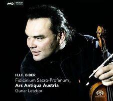Fidicinium Sacro-Profanum, New Music