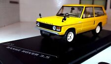 1:43 Scale Model Suffix A Range Rover Classic 3.5 V8 2 Door 1970 Whitebox Ltd Ed