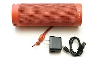 SONY SRS-XB23 Wireless Portable Bluetooth Speaker SRSXB23/R CORAL/RED