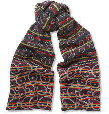 MARC BY MARC JACOBS REVERSIBLE STRIPE & PAISLEY SCARF RETAIL £120