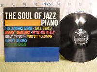 The Soul of Jazz Piano, Riverside Records 9S-7, JAZZ