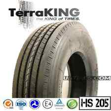 TerraKING HS205 - 255/70R22.5 /16 PLY ALL POSITION / STEER/ TRAILER/ TRUCK TIRES