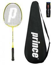 Prince Power Rebel Ti 75 Badminton Racket + 6 Shuttles RRP £45