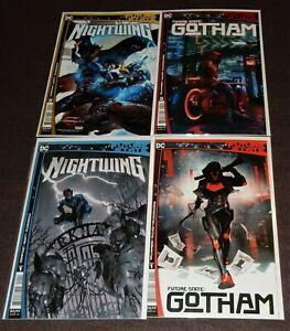 DC FUTURE STATE: NIGHTWING & GOTHAM Sets