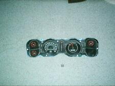 1970-1981 chevy camaro dash instrument cluster