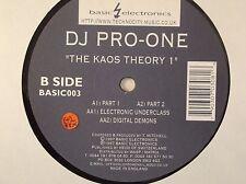 DJ PRO-ONE - THE KAOS THEORY 1