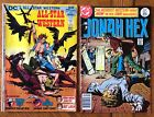 All Star Western #11 and Jonah Hex #1 ( 1972 )