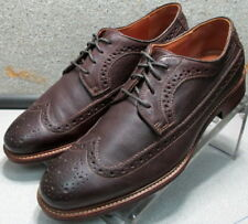 206932 PF50 Men's Shoes Size 9.5 M Dark Brown Leather Lace Up  Johnston & Murphy