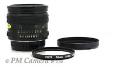 Pentax Vivitar Auto Wide-Angle 28mm F2 / PK Mount / Kino Optics