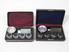 Vintage/Antique Portable Travel Communion Sets