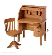 New! American Girl Kit's School Desk And Chair