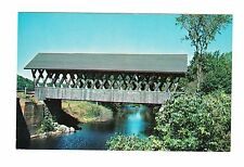 1960'S POSTCARD, KENISTON BRIDGE, ANDOVER, N. H.,  22-PC181