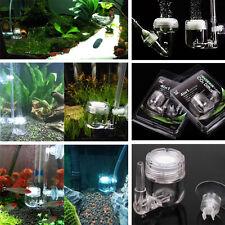 DIY Make CO2 System Valve Bubble Counter Planted Aquarium 4in1 CO2 Diffuser LJ