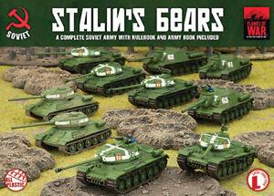 Stalin Bears Army Deal Flames Of War