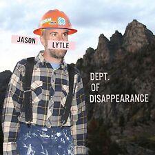 JASON LYTLE - DEPARTMENT OF DISAPPEARANCE  CD NEU