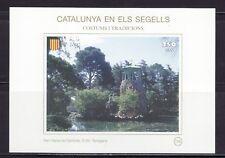 CATALUÑA EN SELLOS HB Nº 134 COSTUMBRES/TRADICIONES/SAMA CAMBRILS TARRAGONA