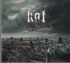 KAT & ROMAN KOSTRZEWSKI - BUK AKUSTYCZNIE TOP RARE SIGNED AUTOGRAPHED CD