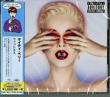 KATY PERRY-WITNESS-JAPAN CD BONUS TRACK Ltd/Ed B63