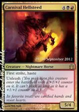 Carnival hellsteed // FOIL // NM // préversions promos // allemand. // MAGIC