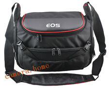 vecolo Shoulde Camera Bag Case for Canon EOS 650D 60D 600D 6D 7D 5D II 1D Rebel