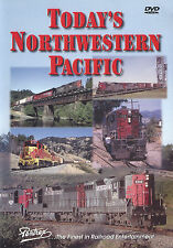 Today's Northwestern Pacific Railroad DVD Video New