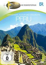 DVD Peru von Br Fernweh das Reisemagazin mit Insidertipps auf DVD