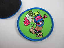 Thrilla & Co PRAY FOR SURF  embroidered patch 3""