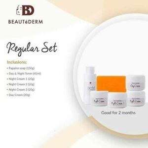 Beautederm Regular Set / Magic Set / Facial Set / Beauty Set