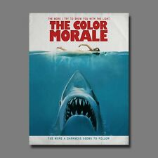 THE COLOR MORALE - POSTER - Show Light 18 x 24 Rolled Poster Tube-LICENSED NEW