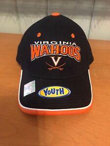 Virginia Wahoos Baseball Youth Hat New