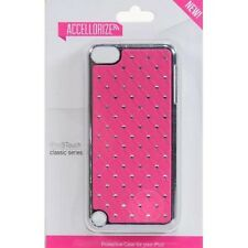 Apple iPod 5 Touch 5th Gen Classic Series Case Cover by Accellorize Pink Bling